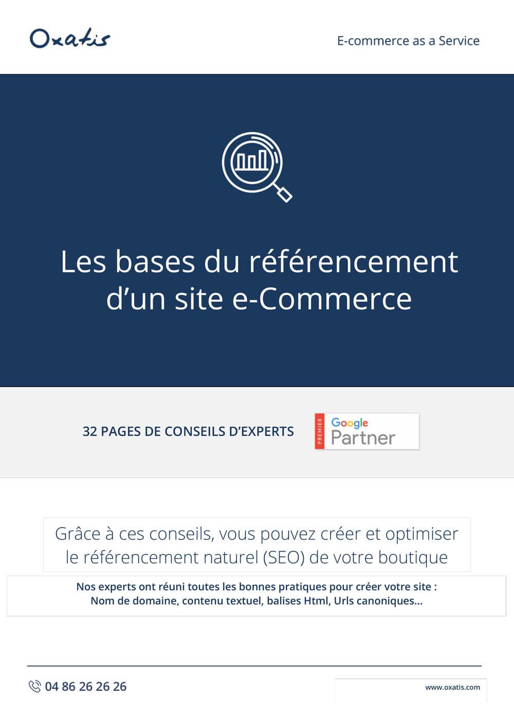 Le référencement naturel d'un site e-Commerce