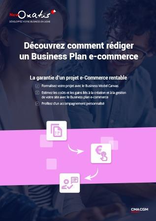 Créez votre business plan e-Commerce