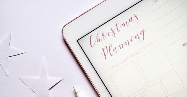 La Checklist 'last minute' pour bien préparer votre 1er Noël
